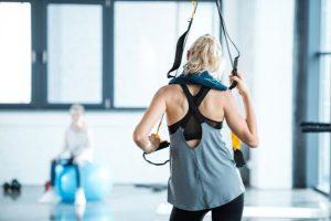 Fitness Club w Olsztynie - dobra siłownia - zajęcia Bungee fintess
