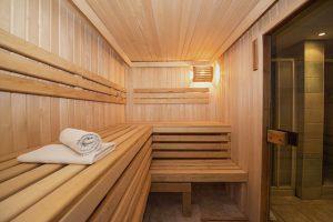 Masaż, sauna w klubie fitness BodyPerfect Olsztyn
